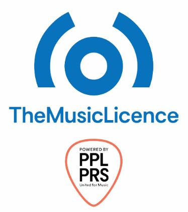 PPL PRS TheMusicLicence. Cabelo unisex hairdressing salon, Tettenhall, Wolverhampton.