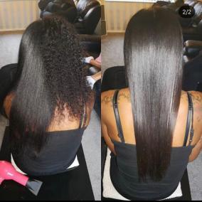 Hair @Cabelo - hair straightening