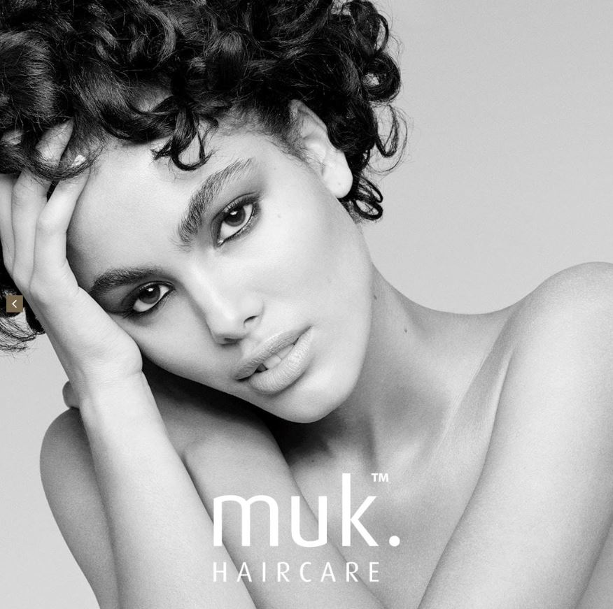 Cruelty free Salon & Barber Professional Hair products. muk.