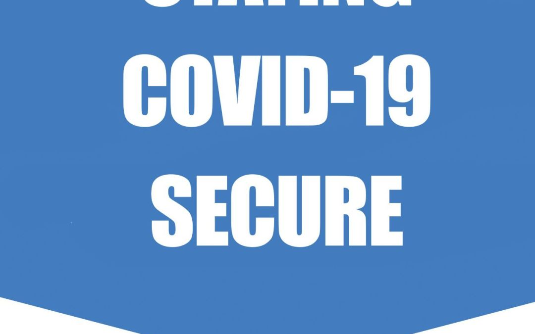 Cabelo staying Covid-19 secure