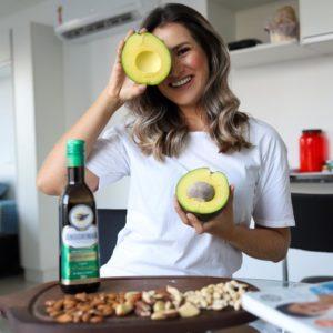 ácido fólico no cabelo: alimentos