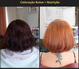 cuidados para como clarear o cabelo com tinta