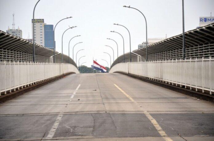 Ponte da Amizade (Foto Portal da Cidade)