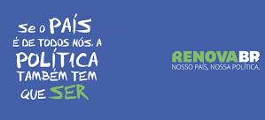 RenovaBR promove live de lançamento do projeto Voluntários da Democracia