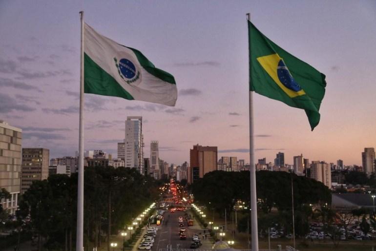 Bandeiras (Foto Arquivo AEN)