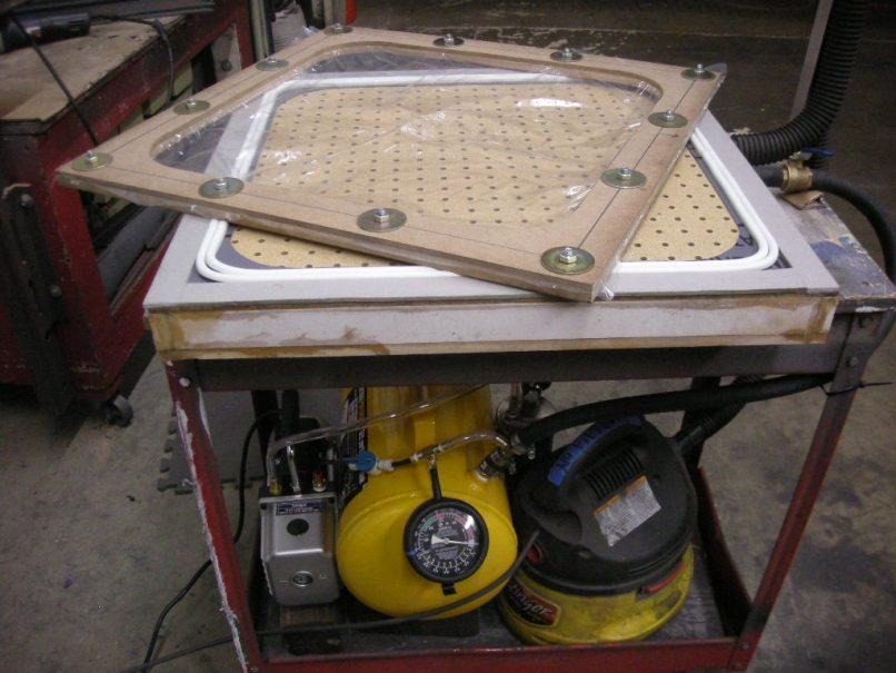 Diy Vacuum Forming Table Diydrywalls Org