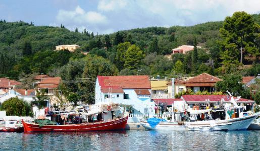 Petriti, North Ionian Islands, Greece