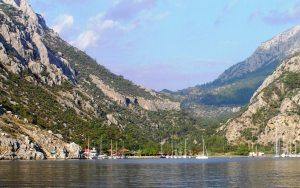 Ciflik, Turkey Sailing