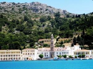 Panoramitos, Geeek Island Sailing