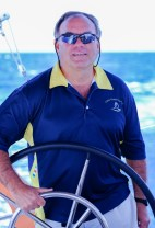 Captain of CCS in Greek Island Sail