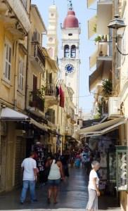 Corfu, Ionian Islands, Greece Sailing