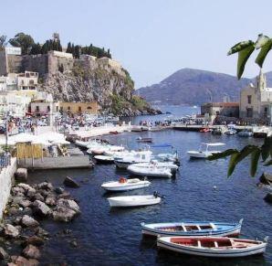 Lipari, Sicily, Sailing the Aeolian Islands, Italy