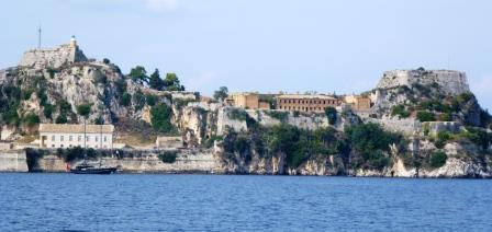 Corfu, Ionian Islands, Geece Sailing