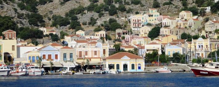 Symi, Dodecanes, Greece Sailing