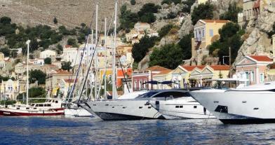 Symi Island, Greek Dodecanese Sailing