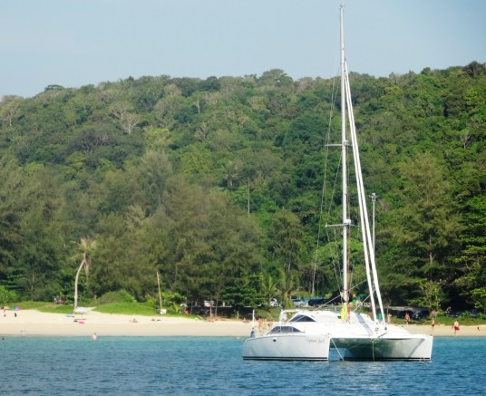 Nai Harn, Phuket CCS Sail