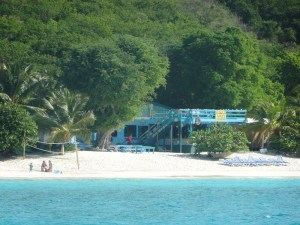 White Bay, BVI, CCS Sailing