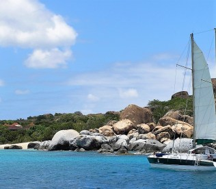 CCS Sail BVI, Baths