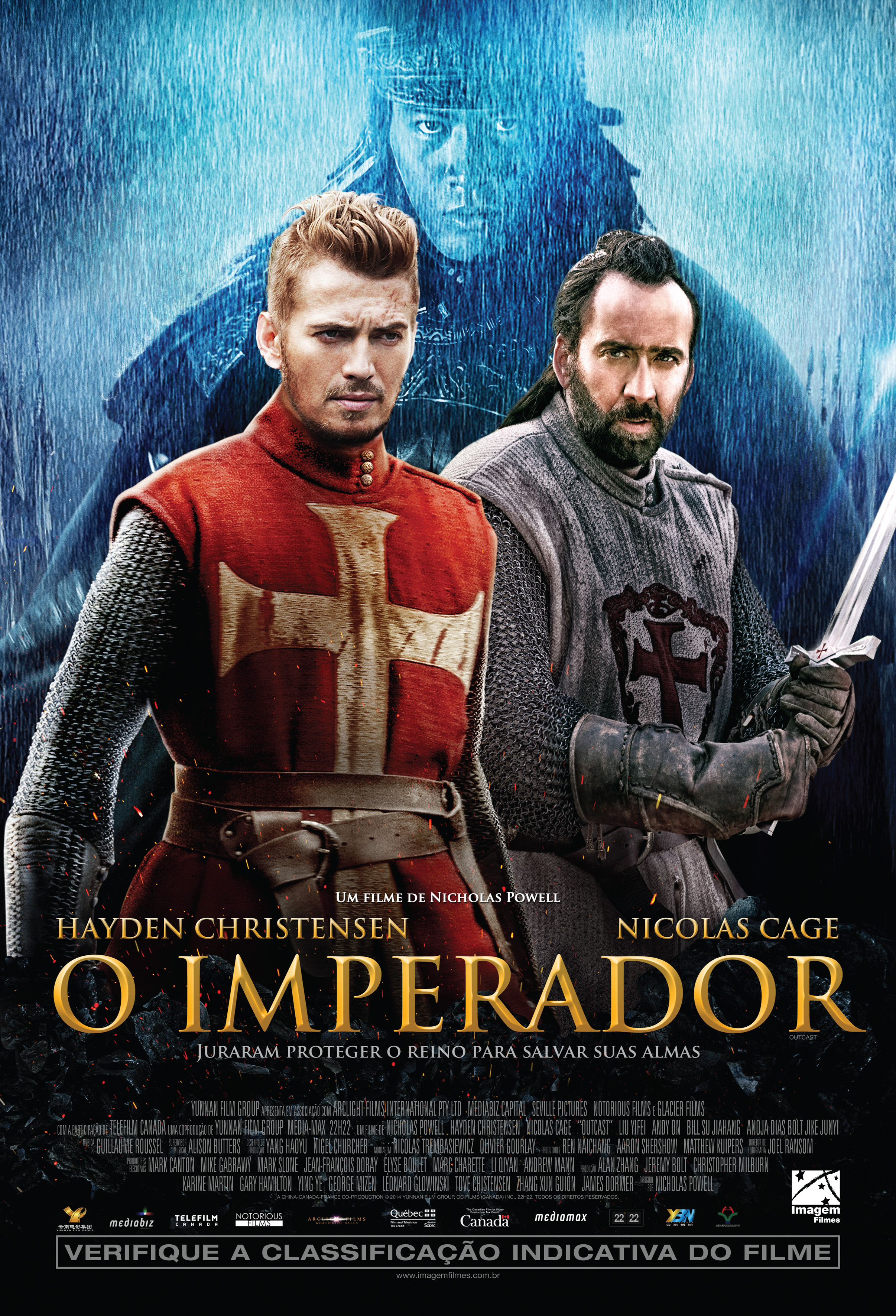 Poster do filme O Imperador