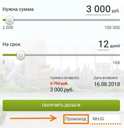 Кредит онлайн с моментальным решением без справок