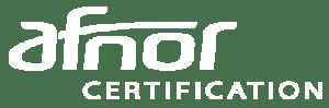 Nos process de formations sont certifiés Qualiopi par l'organisme Afnor