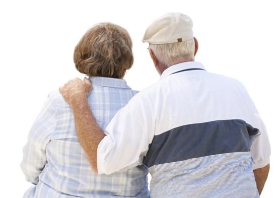 Couple personnes âgées aide aux aidants - Cabinet Social Stéphanie LADEL