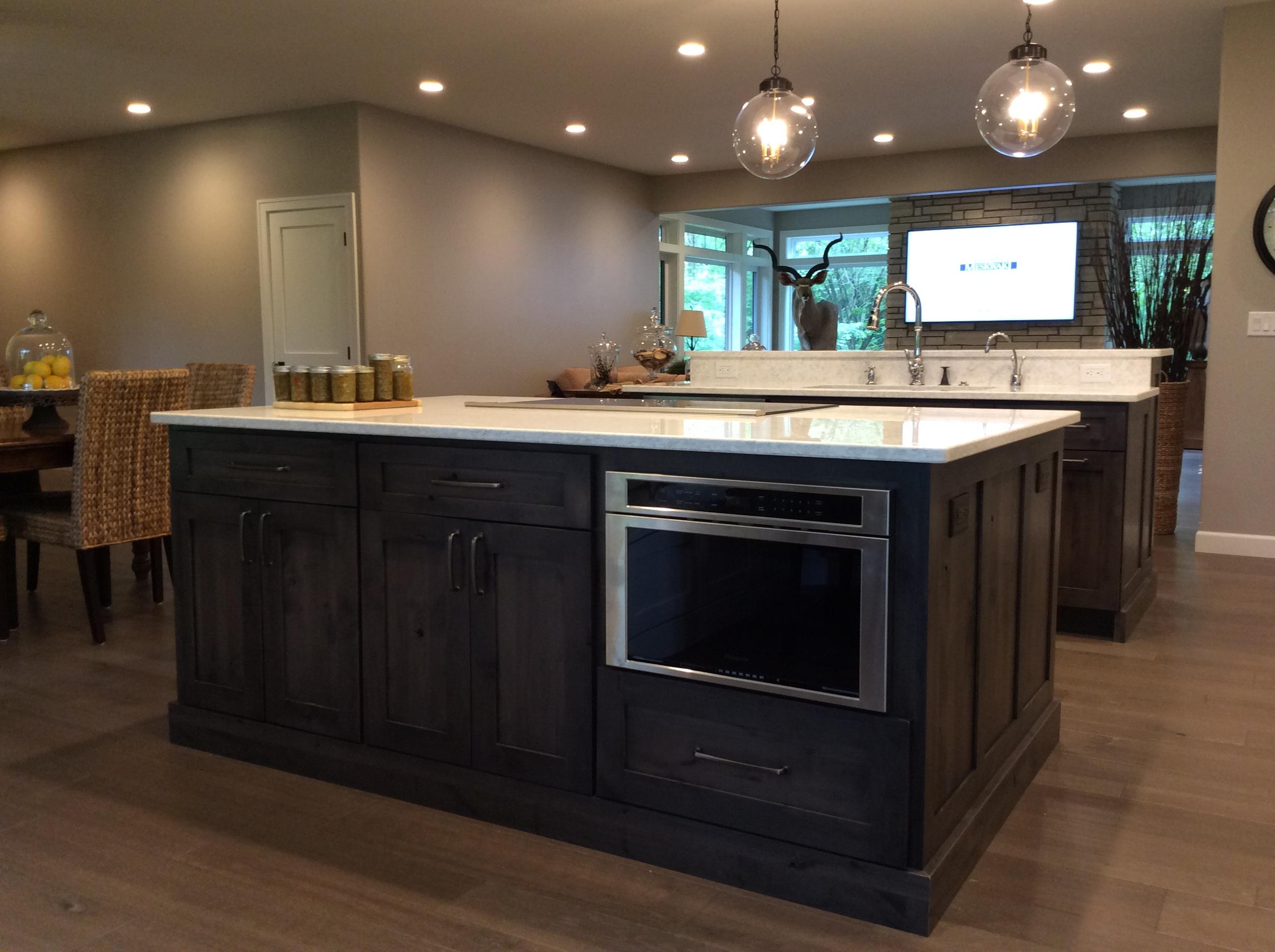 Award Winning Kitchen Remodel Cabinet Style Coralville