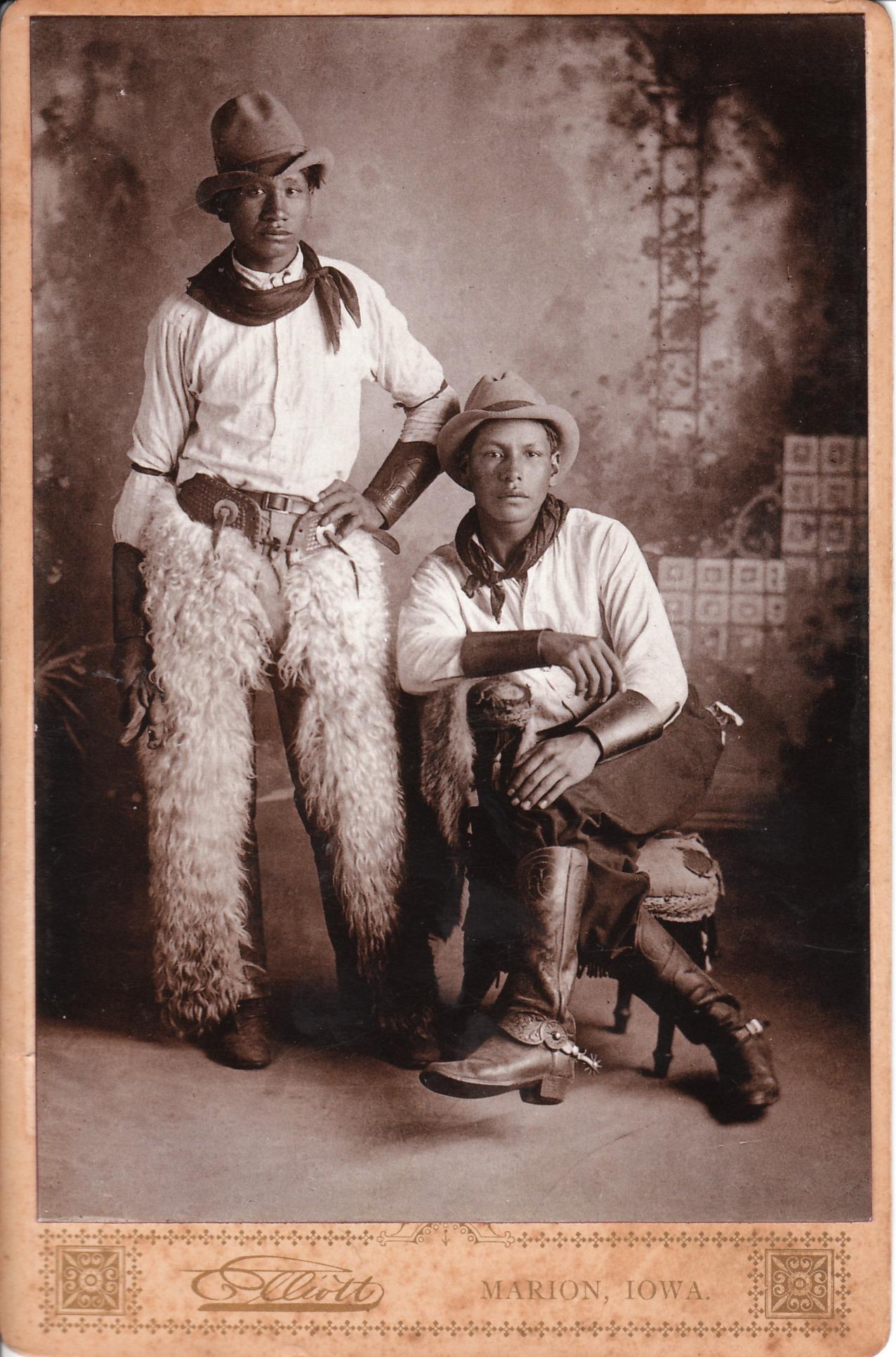 black-cowboys