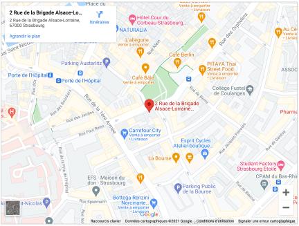 Psychothérapies brèves et Hypnose Strasbourg