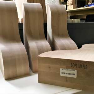 Osborne Soft Maple Bar Corbels