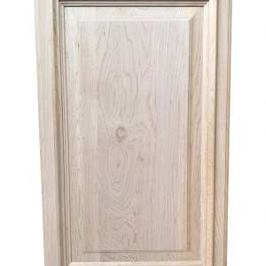 Solid Maple Wood Cabinet Door_16.875 x 27.5