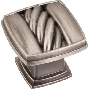 Brushed Pewter