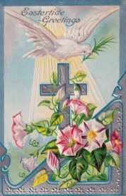 Eastertide Greetings Postcard