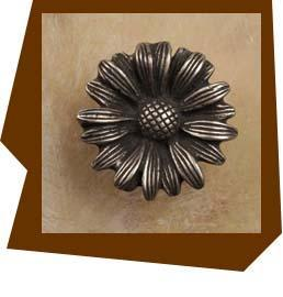 Anne At Home Daisy Cabinet Knob - Small