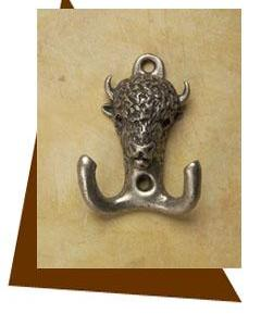 Anne at Home Buffalo Robe Hook