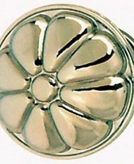 Hafele Cabinet Hardware, Black Knob, zinc, matt, 32 x 28mm