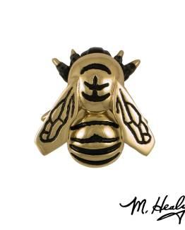 Michael Healy Designs Bumblebee Door Knocker - Brass- Premium