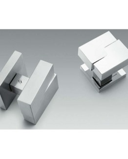 Colombo Design Door Knob Cut Collection-Pair  MS15 R