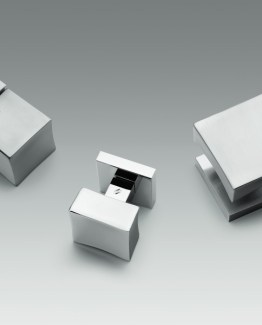 Colombo Design Door Knob Square Collection-Pair  LC35R