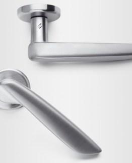 Colombo Design Door Lever Daytona PF11NA-Key Lock/ DeadBolt
