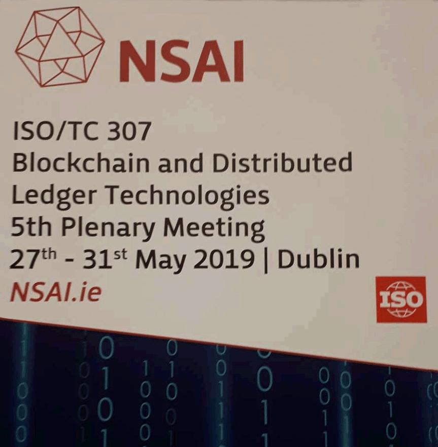 ISO TC307 5th Plenary Meeting