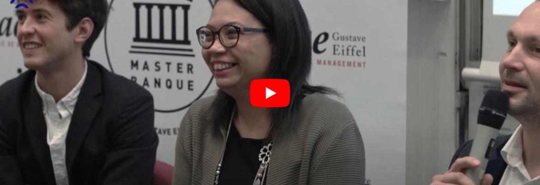 Les 7èmes rencontres du Master Banque – Video