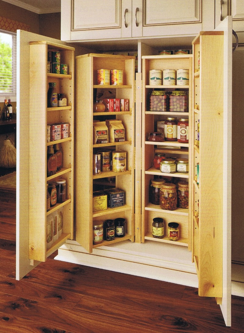 Build Kitchen Pantry Cabinet Design Plans DIY How To Build