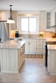 Windermere Antique White Kitchen