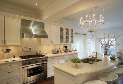 Select Huntsville White Kitchen