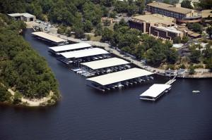 Lodge marina