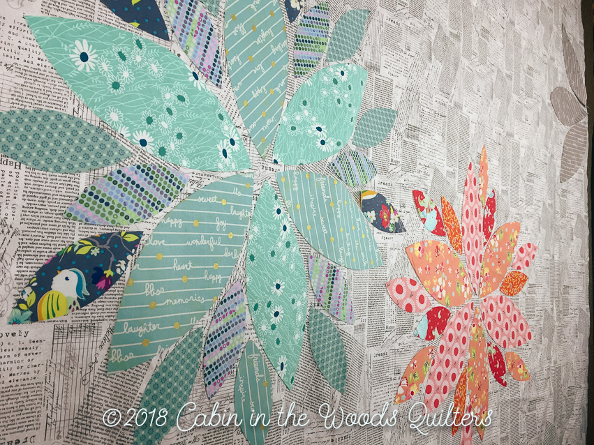 The Wonderful World Of Design Walls Cabin In The Woods Quilters