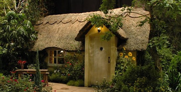 Fairy Tale Houses Come Alive Cabin Obsession