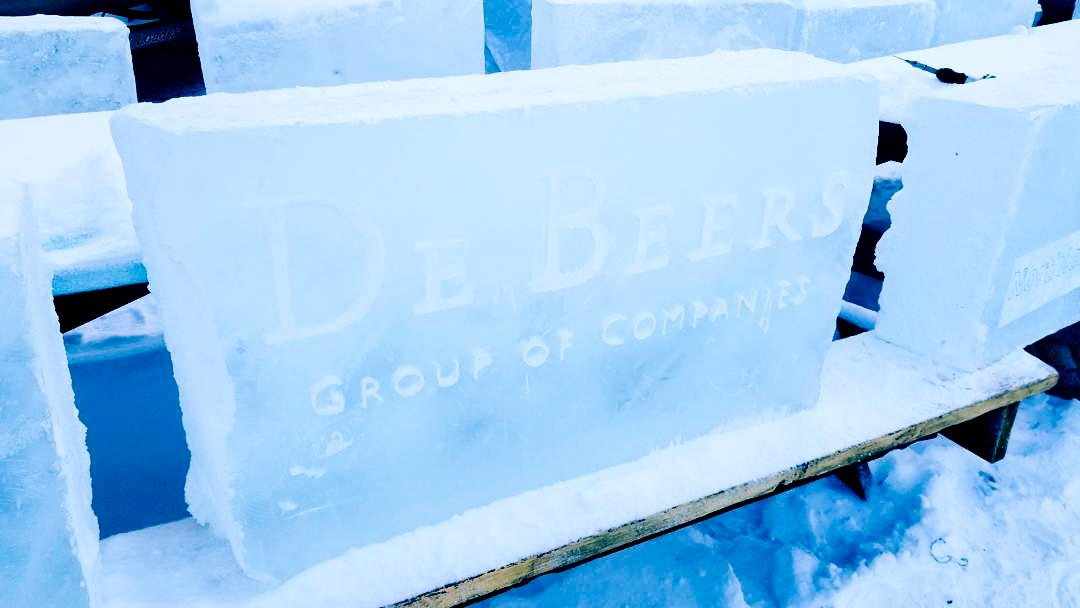 Yellowknife ice carving contest receives $150,000 from De Beers