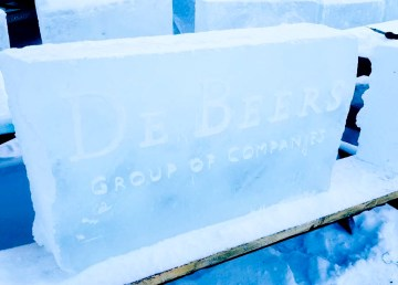 De Beers Inspired Ice